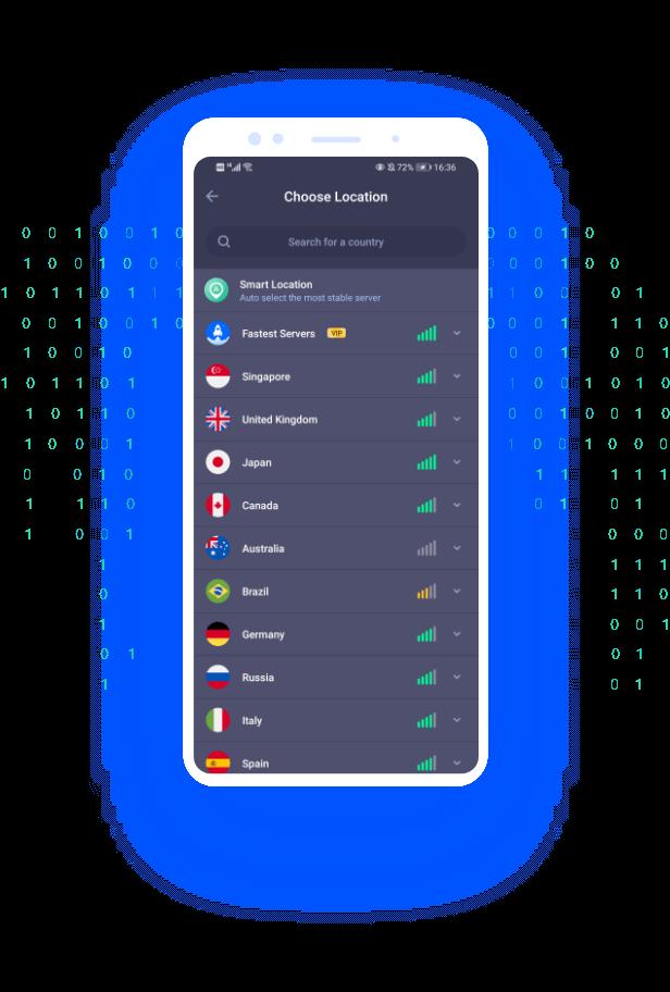 Android版iTop VPN